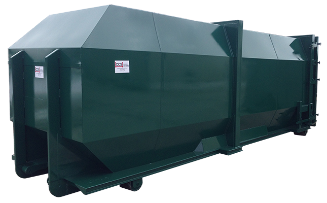 Heavy Duty Octagon Receiver | Custom Container Solutions